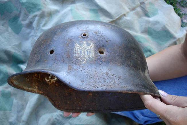 Arqueologia militar WWII